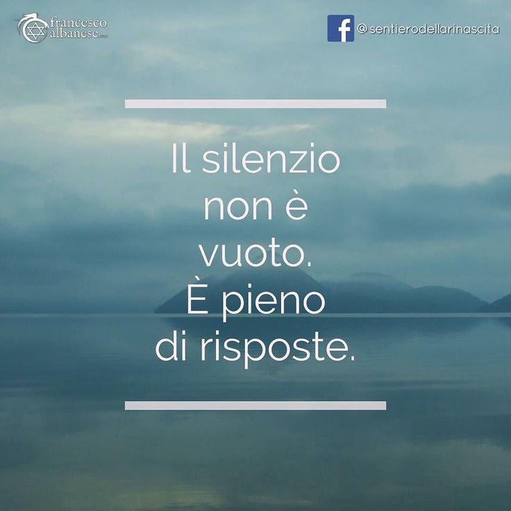 #infinitemandala #crescitapersonale #silenzio