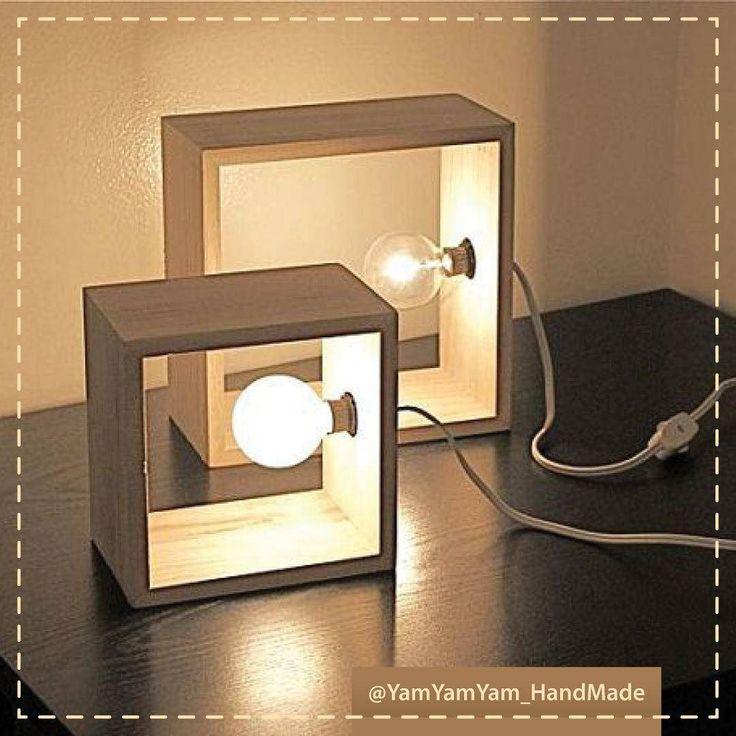Необычные светильники своими руками: просто и эффектно by yamyamyam_handmade