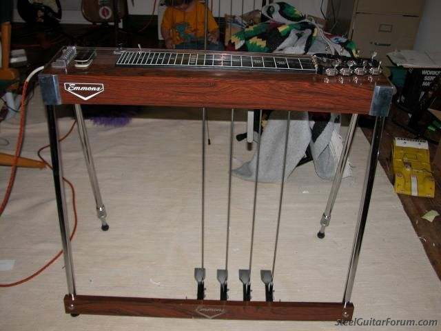 dating emmons steel guitars
