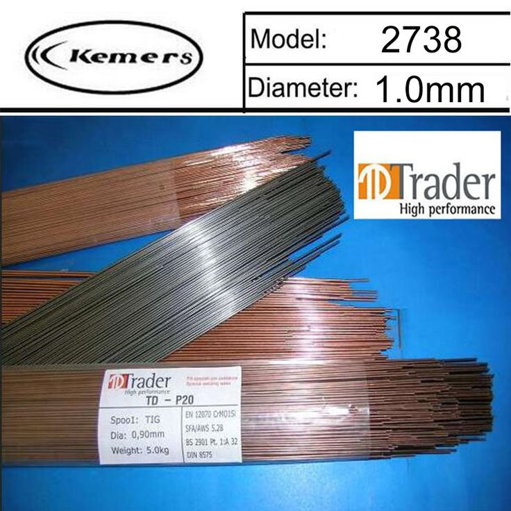 59.40$  Know more  - 1KG/Pack Trader Mould welding wire 2738 pairmold welding wire for Welders 1.0mm LU0430