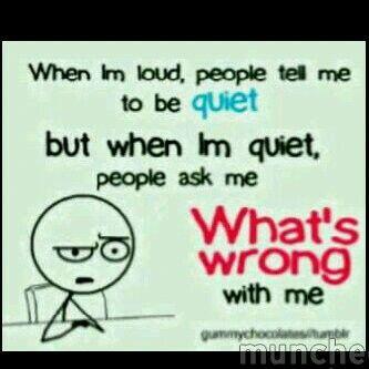 Sooooo true !