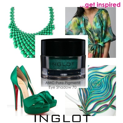 Emerald green is the hottest color for 2013.