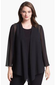 Melisita Kadın Siyah Ceket ve Bluz Takım https://modasto.com/melisita/kadin-dis-giyim/br11156ct54