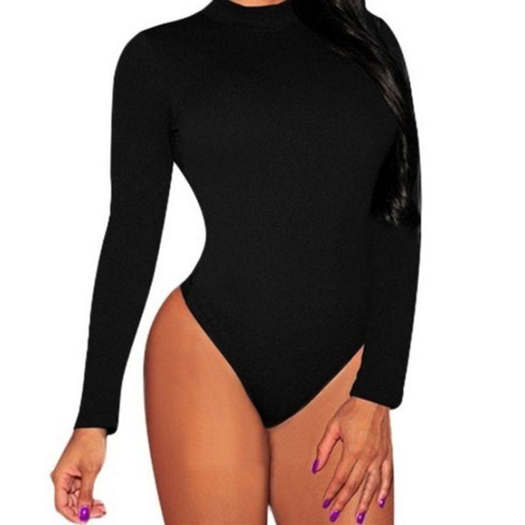 Naya Black Bodysuit