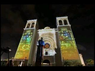 catedral de San Salvador, El Salvador. (tomada de la Prensa Grafica)