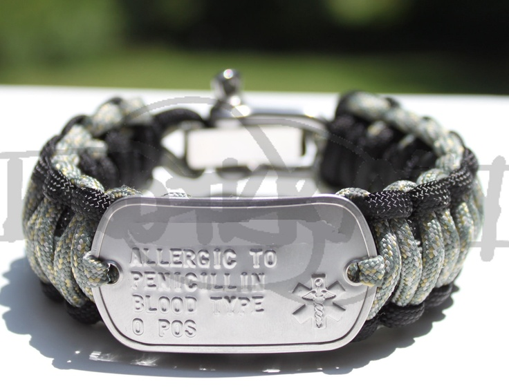 King Cobra 550 Paracord Survival Strap Bracelet