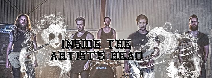 Inside The Artist's Head. Metal band from Sweden.