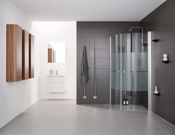 Undersøkelser viser at moderne bad er det som flest nordboere er ute etter når de ser for seg sitt nye bad. Nedenfor følger 5 moderne bad.