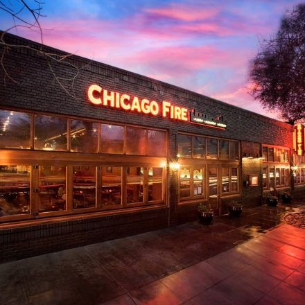 Chicago Fire - Italian - Experience the most intensely researched Chicago Pizza outside of Chicago, Illinois at Chicago Fire