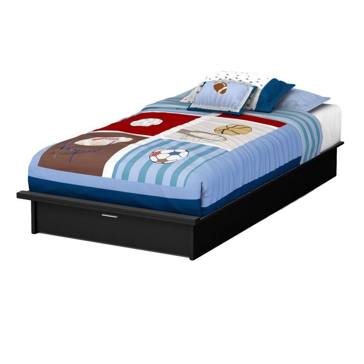 Best 25 Twin platform bed ideas on Pinterest Bed dimensions Diy bed frame  and Platform bed. Sauder California King Purple Beds   ashevillehomemarket com