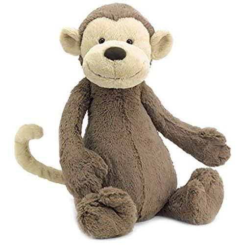 The Jellycat Monkey For Children Of All Ages Jellycat