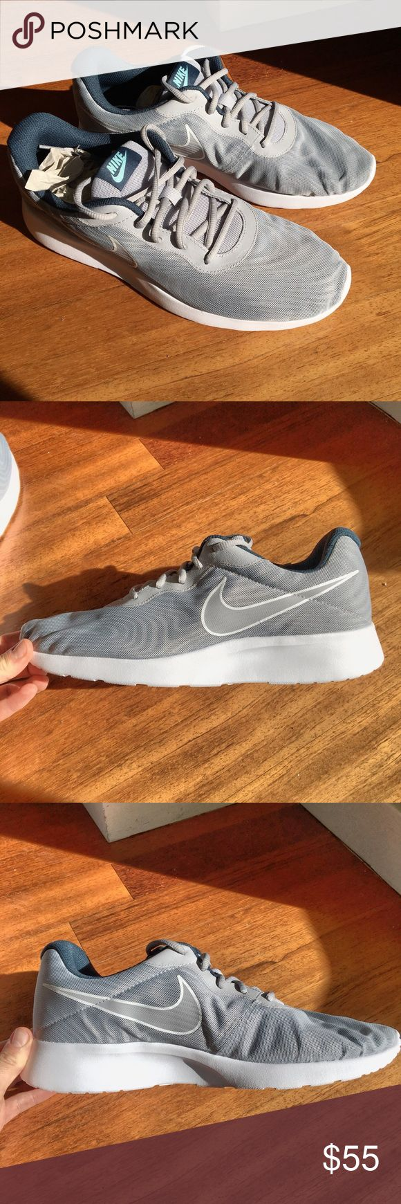 "NEW -  Nike Mens Tanjun Premium - Wolf Grey NEW - Nike Tanjun Premium. Wolf Grey. Named after the Japanese word for ""simplicity,"" the Nike Tanjun Men's Shoe offers a streamlined, modern design for an elevated everyday look. Nike Shoes Athletic Shoes"