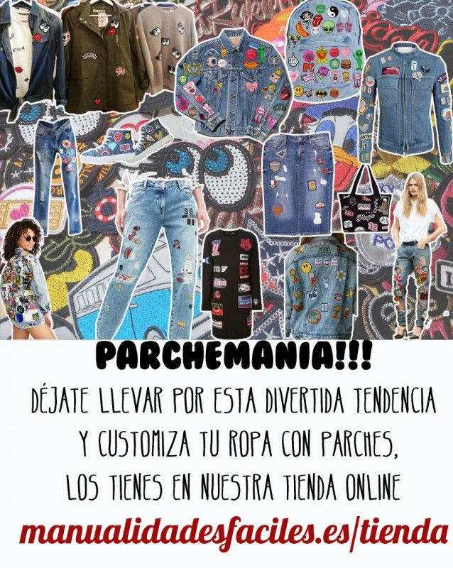 Parches para ropa
