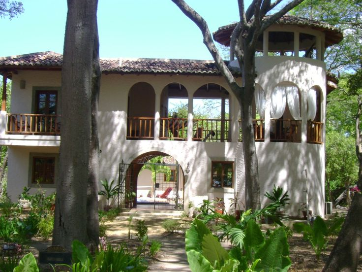 spanish eclectic with courtyard style homes | LOCATION MAISON TOLA RIVAS POUR 10 PERSONNES