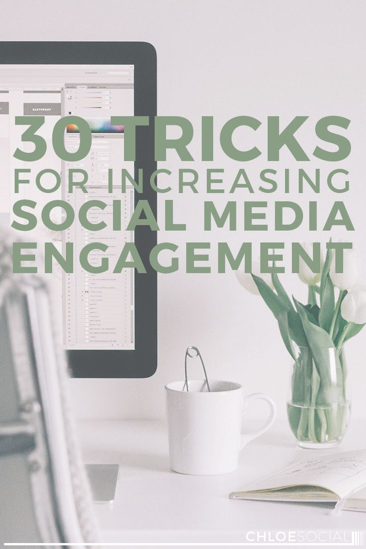 Want to know why people aren't talking to you on social media? Check out these awesome tips for increasing social media engagement.