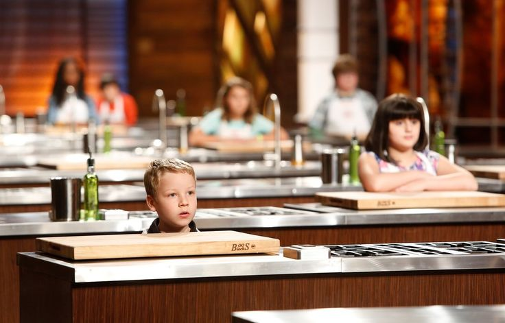 "The process of elimination can be painful on children's reality TV competitions, including the Tuesday night shows ""MasterChef Junior"" and ""Child Genius."""