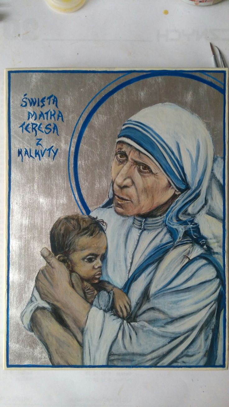 San Mather Teresa by DoMaHa