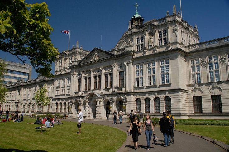 Cardiff-University, South Wales, UK