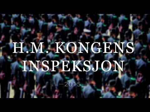 Kongens inspeksjon 2014 - YouTube