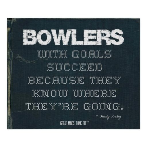 Motivational Quotes For Sports Teams: 25+ Best Bowling Quotes On Pinterest