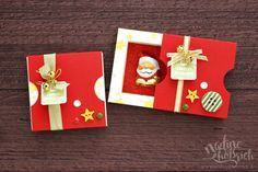 Weihnachts-Goodies mit Stampin' Up! | nadinehoessrich.de