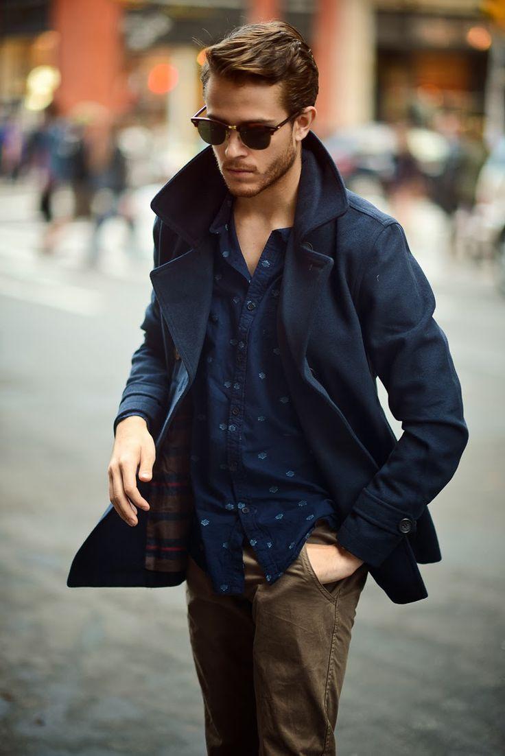the coat.