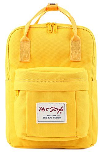 New Trending Briefcases amp; Laptop Bags: HotStyle Cute Mini Backpack Diaper Bag Small Travel Handbag - Yellow. HotStyle Cute Mini Backpack Diaper Bag Small Travel Handbag – Yellow   Special Offer: $23.99      155 Reviews Details The lastest fashionable 2 way carry backpack style design, it is absolute cute and attractive in the street. Sturdy and convenient top handle provides quick...