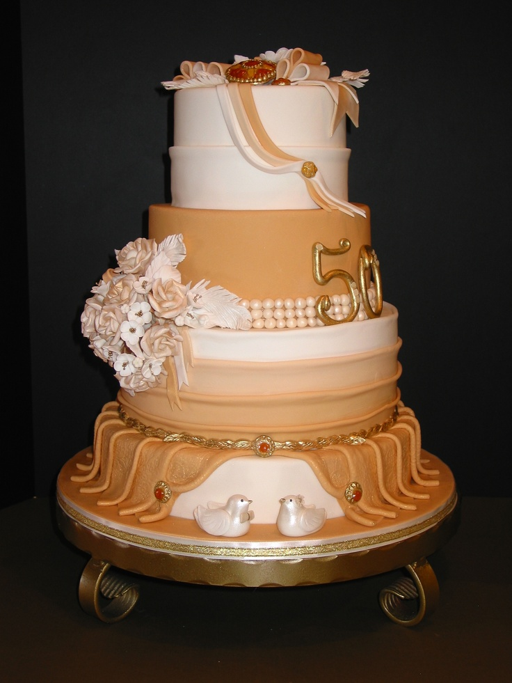 affordable wedding cakes orlando 9 best 50th wedding anniversary ideas images on 10583