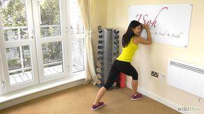 Beine und Waden und wie man sie schlank bekommt – wikiHow