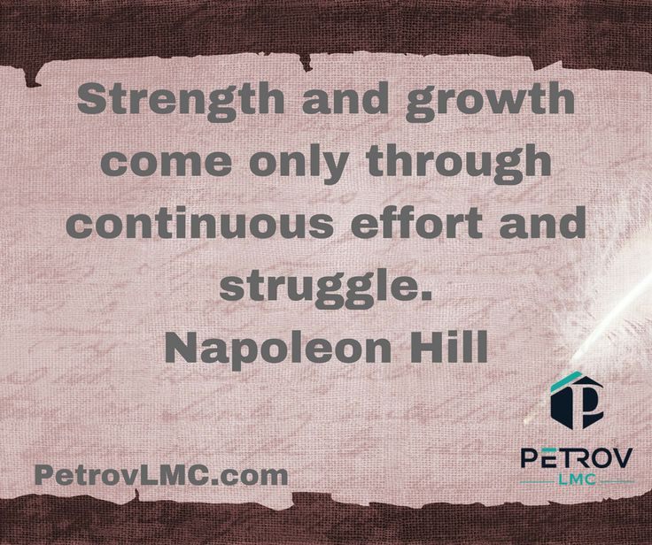 Great quote from the fantastic Napoleon Hill on #growth! Absolutely mandatory for #leaders to be continually #growing each day. How to do this: reading books (like Think and Grow Rich), listening to informative and educational podcasts, going to seminars, and getting a mentor or coach! #personalgrowth #personaldevelopment #leadership #leadershipdevelopment. Learn more about me and how I can bring out the best leader in you! Check the website below!