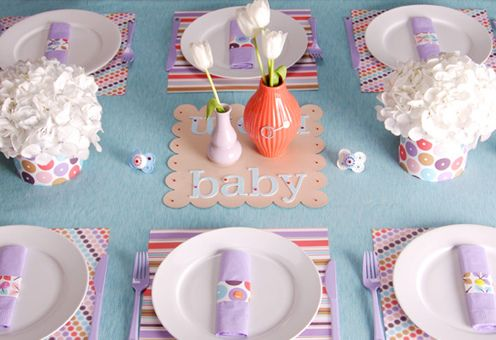 Right here are a handful of ideas to simplify the preparing from choosing the venue to picking the proper baby shower party supplies and infant shower favors for a girl. Description from showerideas.net. I searched for this on bing.com/images
