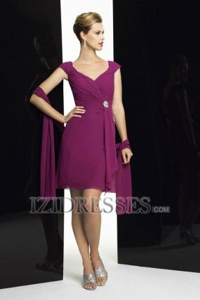 Plum Colored Mother of the Bride Dresses UK