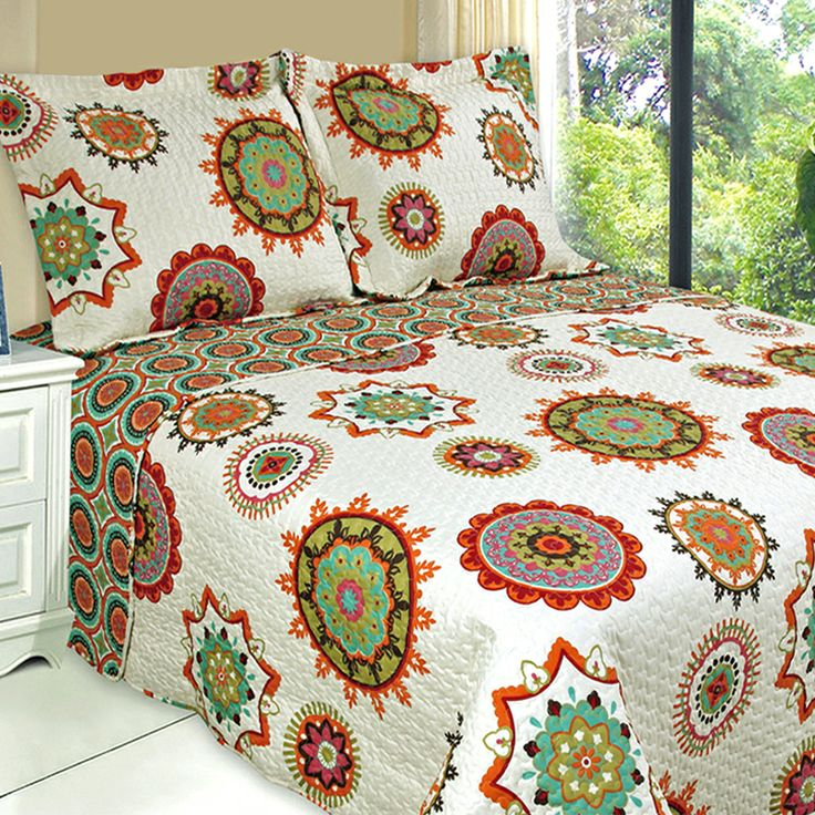 julia warm twin xl coverlet set free shipping - Twin Quilts