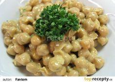 """Cizrnový salát ,,La Provence"""" recept - TopRecepty.cz"""