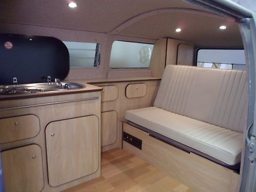 Camper Campervan Interior Conversion Unit For Vw T2 T25 Campers Interiors And Campervan Interior