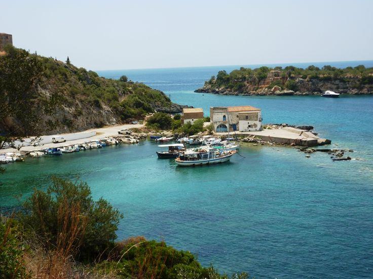 Hafen Kardamili