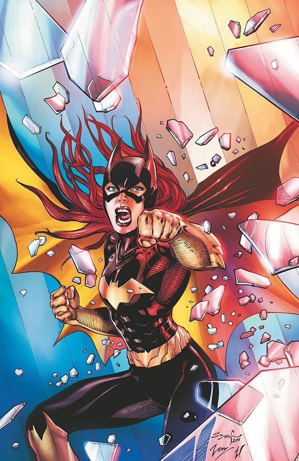 Newsarama.com : Best Shots Rapid Reviews: BATGIRL, SPIDER-MEN, More
