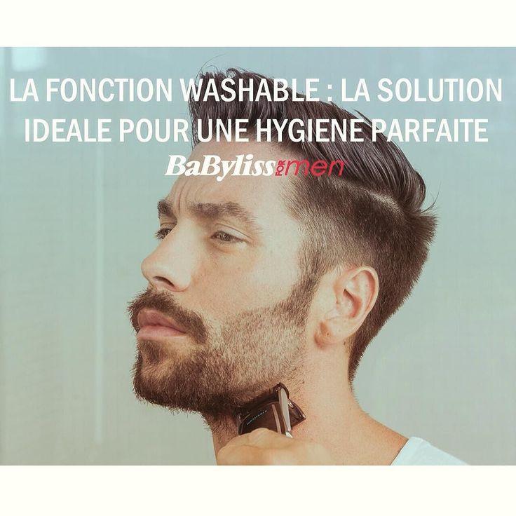 Préconisez une bonne hygiène avant tout : BaByliss For Men vous propose une série de tondeuses barbe Washable.  #style #beardgrooming #hommeabarbe #styles #mensgrooming #menstyles #beardgang #perfection #barberlife #barber #bigbeard #corps #tondeuse #body #masculin #menwithbeard #getbearded #beardofinstagram #styleoftheday #barbe #beardlife #barbergrade #mensessentials #trimmer #beauté #soin #washable #hygiene #menandtheirbeards #babylissformen by babyliss_for_men