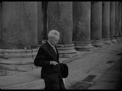 Umberto D  Italian neo realist cinema