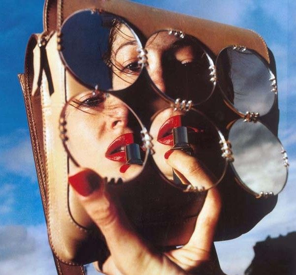 Prada S/S 1999, Steve Heitt for Vogue Italia #AlmostVintage
