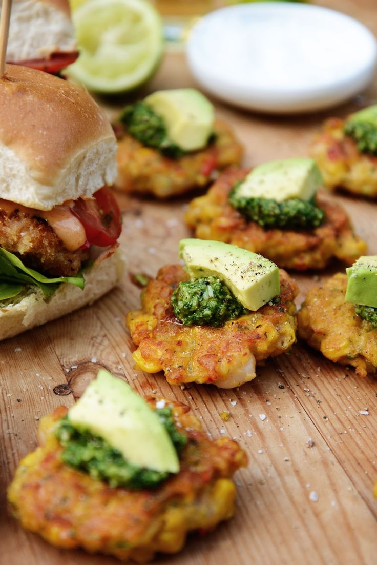 From the kitchen mexican fish sliders with smoked paprika for Mexican fish dishes