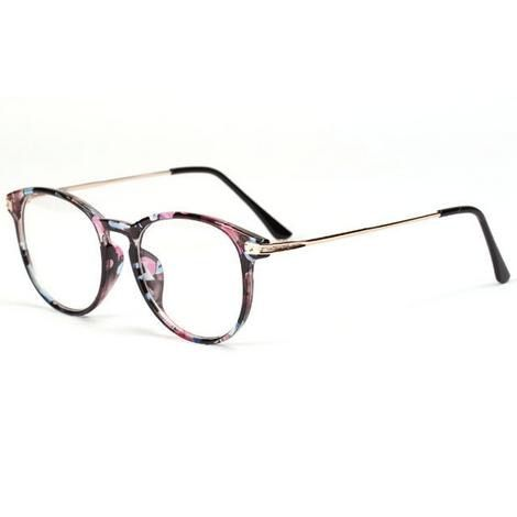a6de5384c6 Online Shop 2015 New Brand Fashion Glasses Frame Oculos De Grau Femininos  Round Computer Vintage Eyeglasses Optical Frame Spectacle N118   Aliexpress  Mobile