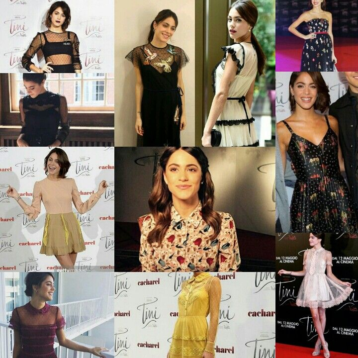 ❤All that looks Martina Stoessel used in #TINIELGRANDCAMBIODEVIOLETTA❤ ❤Todos os…