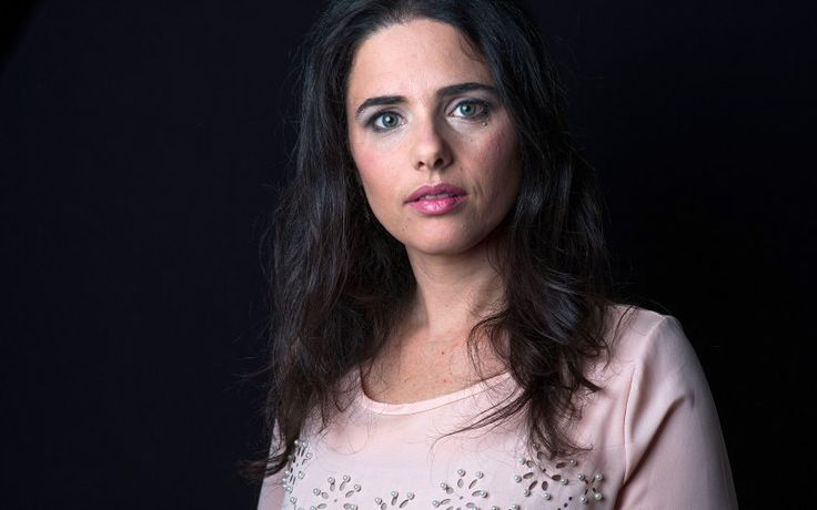 "Gorgeous Deception! ""Angel of Death"" ••Ayelet SHAKED•• former Knesset parliamentarian ordering Genocide on Palestinian citizen ""snakes"" ""and mothers that bear them"" is posing 2015-02-24 in Tel Aviv as new JUSTICE MINISTER in Netanfuyu's new extrem right-wing gov. March 2015! • on the surface, who wouldn't want to F' her - but she needs to really be F' that evil B...send her to a gulag"
