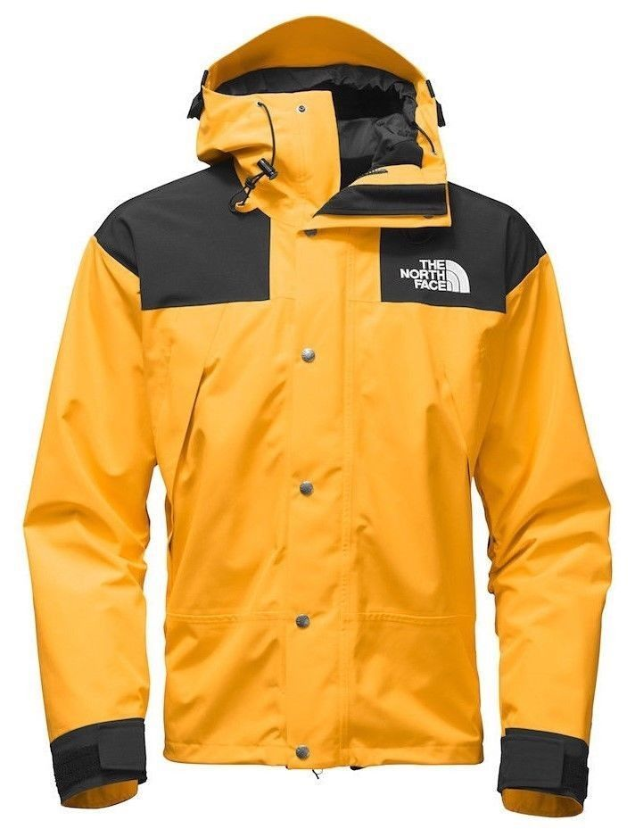 THE NORTH FACE 1990 MOUNTAIN JACKET GTX S YELLOW OG ic supreme nordstrom  nuptse  6cc1efb76d0e