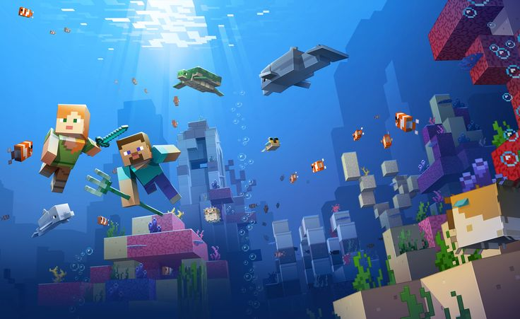 Minecraft Makes a Splash App Store Story in 2020