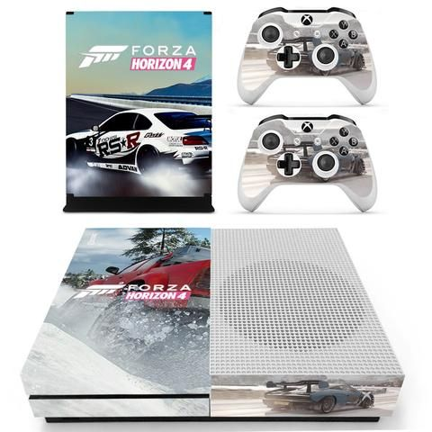 Forza Horizon 4 Xbox One S Skin Decal For Console And 2