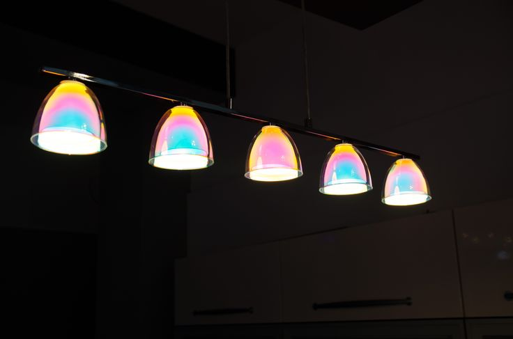 Colorful light