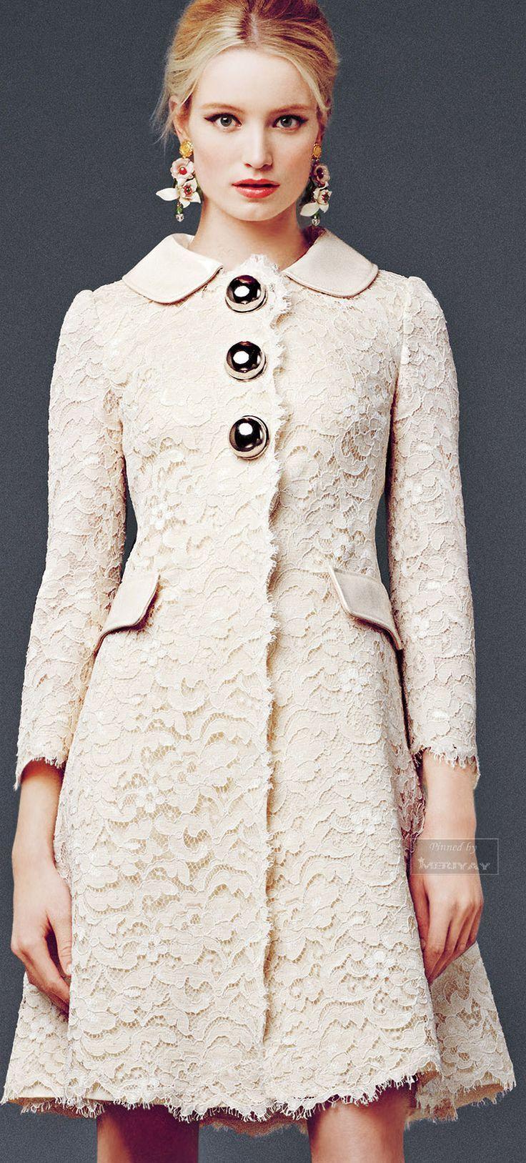 Dolce and Gabbana f/w 2014/2015