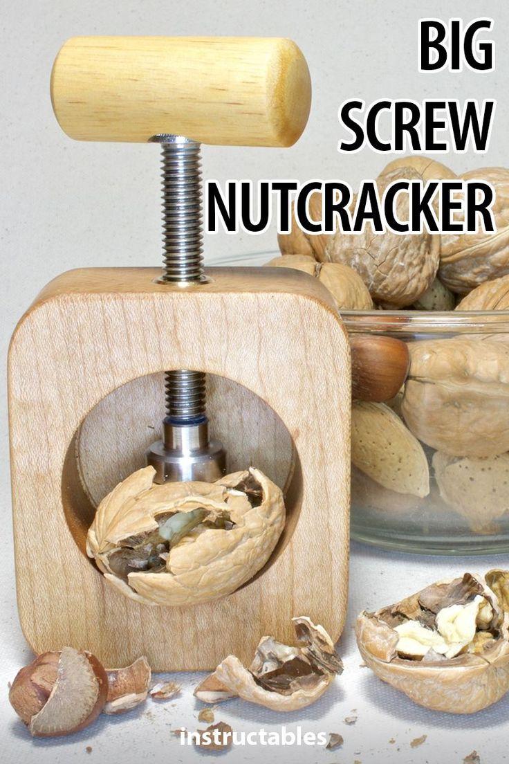 Big Screw Nutcracker